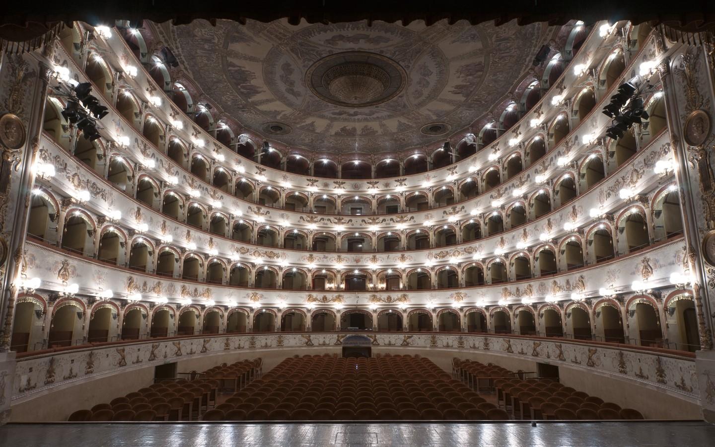 """Risultati immagini per Teatro Comunale """"C. Abbado"""" di Ferrara"""